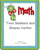 Teen Numbers and Shapes Center