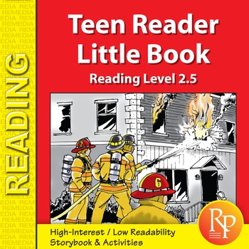 Teen Reader Little Book: A Night to Remember