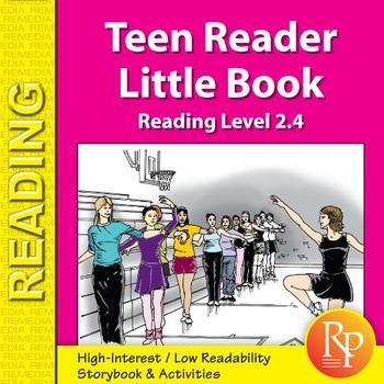 Teen Reader Little Book: Dancing My Life