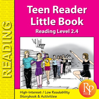 Teen Reader Little Book: Dancing My Life