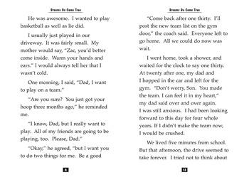 Teen Reader Little Book: Dreams Do Come True