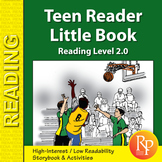 Teen Reader Little Book: Dreams Do Come True