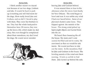 Teen Reader Little Book: Hurricane Carlos