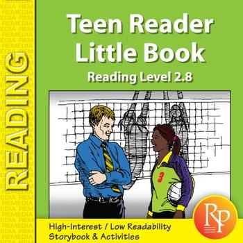 Teen Reader Little Book: The Gift