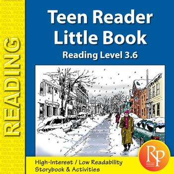 Teen Reader Little Book: The Ice Storm