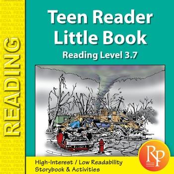Teen Reader Little Book: The Tornado that Destroyed Joppa Elementary