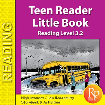 Teen Reader Little Book: Where Did the Road Go?