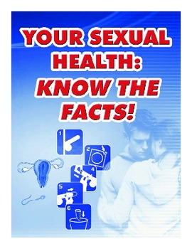 Teen Sexual Health Pamphlet
