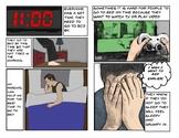 Teen Sleep Social Story