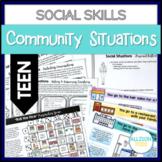 TEEN Community Social Skills