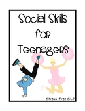 Teen Social Skills Bundle