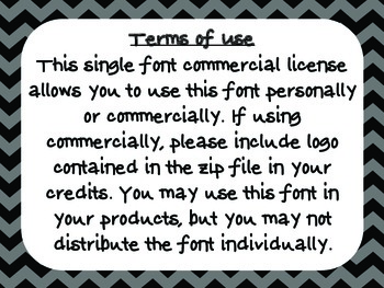 Teen Spirit Font {True Type Font for personal and commercial use}