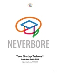Teen Startup Trainers - The Lean Startup method for high s