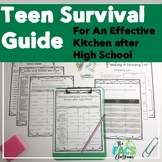 Life Skills Teen Survival Guide for an Effective Kitchen A