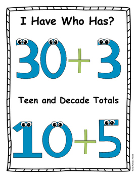 Teen and Decade Totals