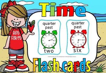 Flash cards (free)