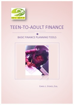 Teen to Adult Basic Finance Planning Tools