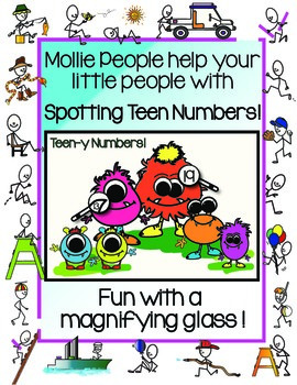 Teen-y Numbers!!  Working with Teen Numbers