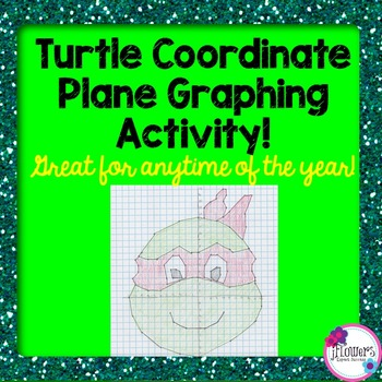 Turtle Coordinate Graphing Picture