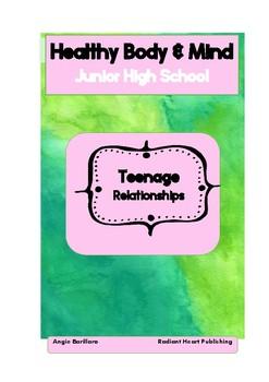 Teenage Relationships - Junior High School