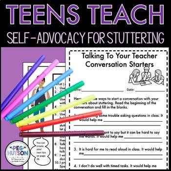 Teens Teach Self-Advocacy: Fluency