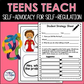 Teens Teach Self-Advocacy: Sensory Regulation