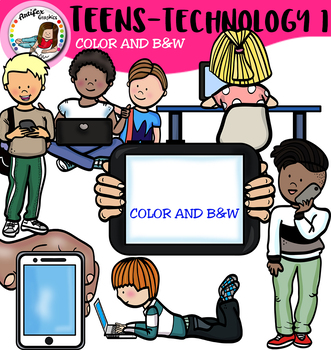 Teens Technology 1