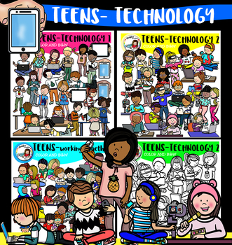 Teens and Technology - bundle