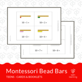 Teens - cards & booklets with Montessori Bead Bars