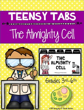 Teensy Tab: The Almighty Cell