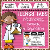Teensy Tabs: Weathering, Erosion, & Deposition