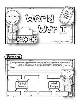 Teensy Tabs: World War I