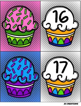 Teeny Sprinkles (Counting Teen Numbers)