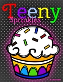 Teeny Sprinkles (Counting Teen Numbers)
