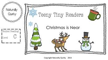 Teeny Tiny HOLIDAY reader GR level C