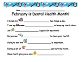 Teeth Center Activity