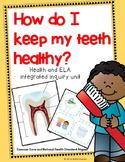 Dental Health Kindergarten Teeth