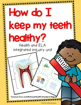 Dental Health Kindergarten Teeth
