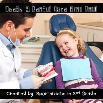Teeth and Dental Care Mini Unit