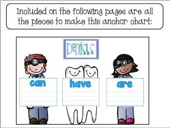Teeth and Dental Health Math and Literacy Unit