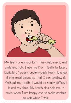 Teeth  book