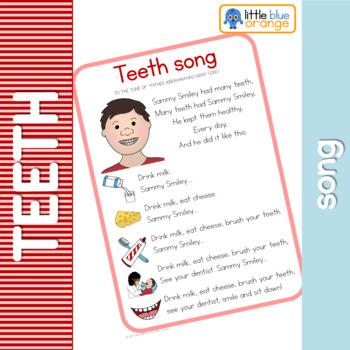 Teeth song