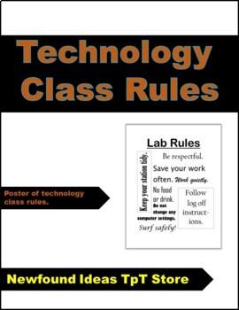 Technology Class Rules