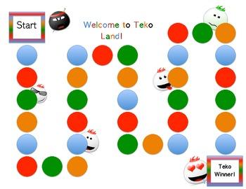 Teko Game Board!