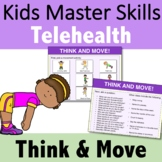 Telehealth Online Movement Break: Think & Move