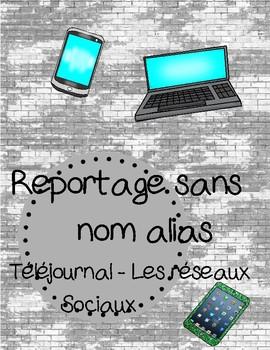 Téléjournal - Les réseaux sociaux