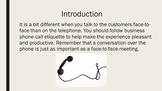 Telephone Conversations lvl 5