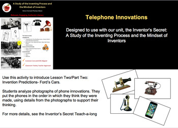 Telephone Innovations
