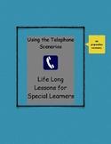 Telephone Life Skills - Rubric and Scenarios