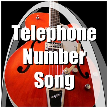 Personal Information Song - Telephone Number Song